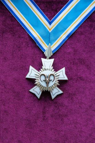 """Jubiliejinis – proginis apdovanojimas zodiakas """"Avinas"""""""