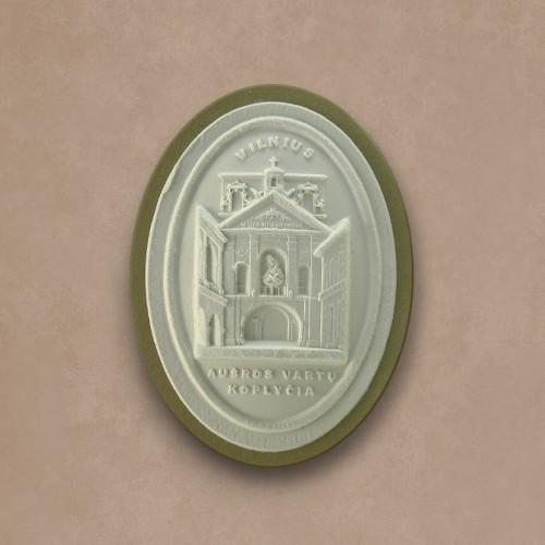 "Magnetukas ""Vilnius. Aušros vartų koplyčia"""