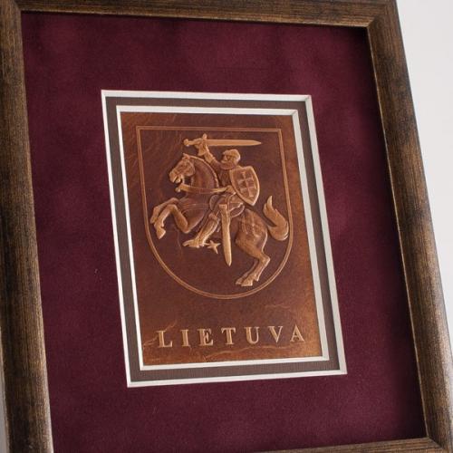"Paveikslas ""Lietuvos herbas - Vytis"""