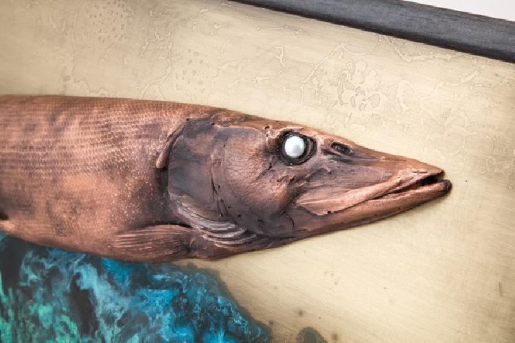 Dovana žvejui - Lydeka