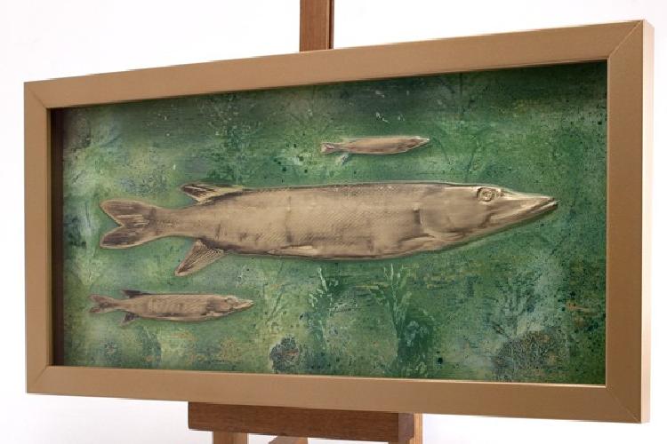 Dovana žvejui - Plėšrūnai